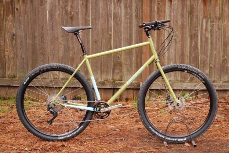 breadwiller touring bike