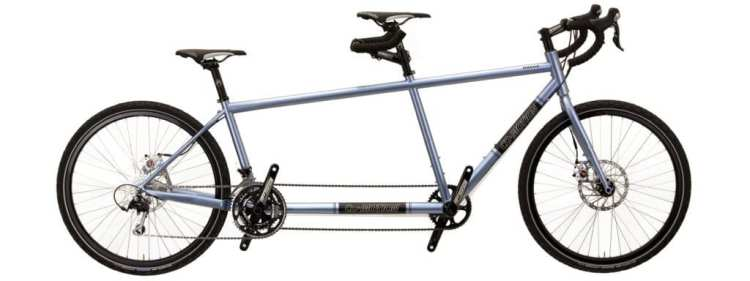 Co motion bicycles tandem