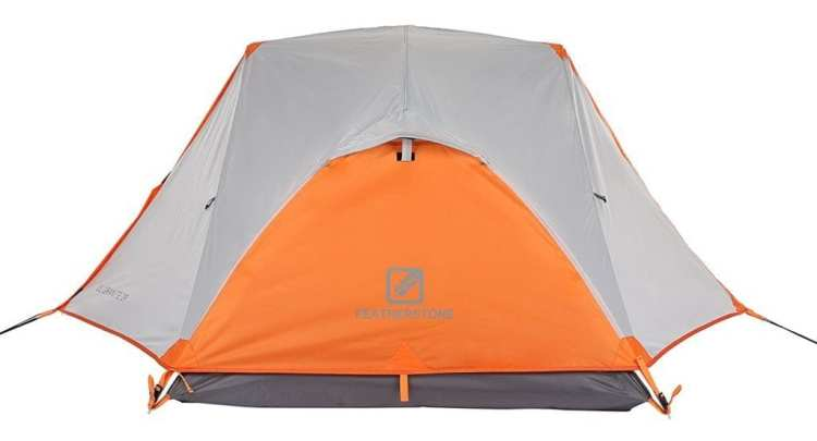 Featherstone UL 2 Person Ultralight Backpacking Tent 3-Season