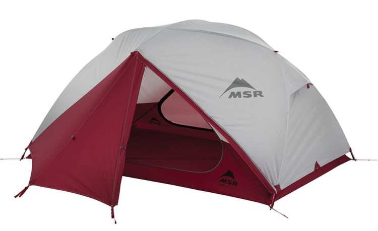 top Backpacking Tent MSR Elixir 2-Person Lightweight