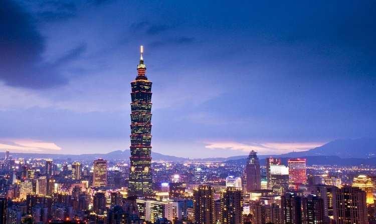 Taiwan backpacking itinerary