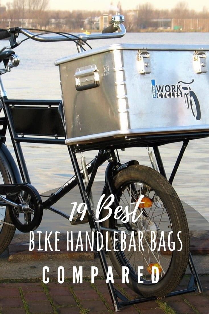 Best Handlebar bags