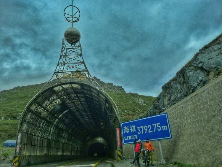 tunnel ciclismo