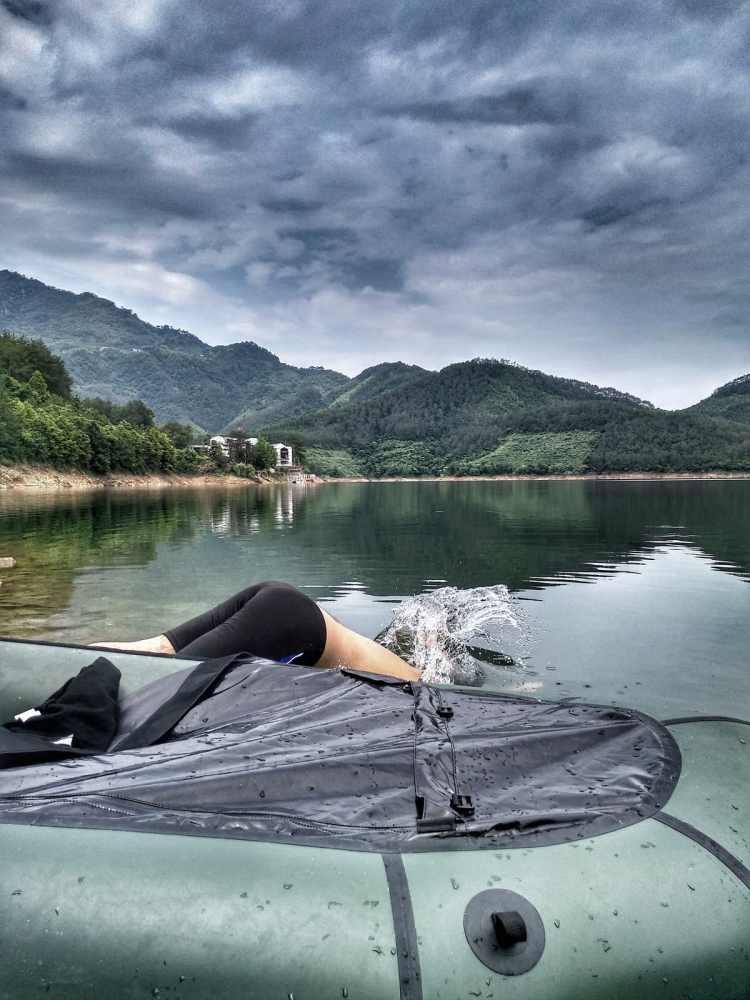 Best swimming spot in Hangzhou Shanghai