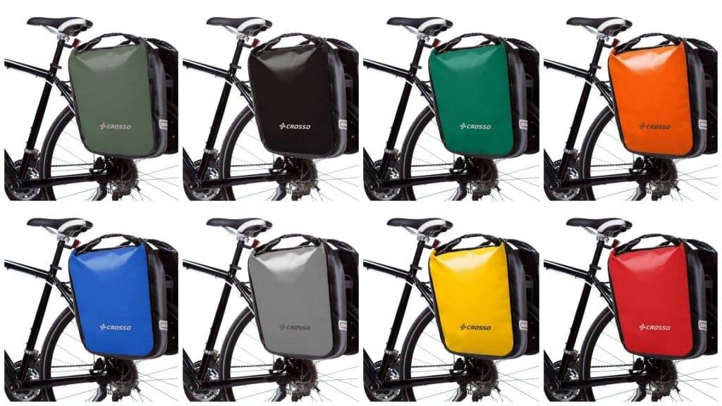 Crosso Dry borse bici