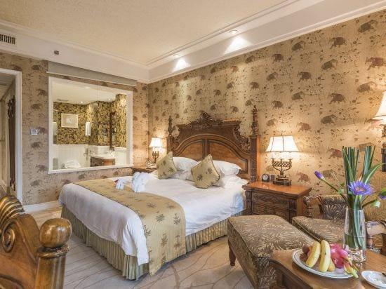 hot spring hotel hangzhou