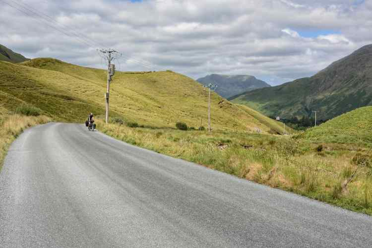 wild atlantic way connemara