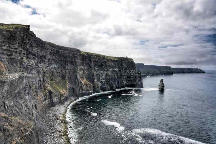moher by bicycle