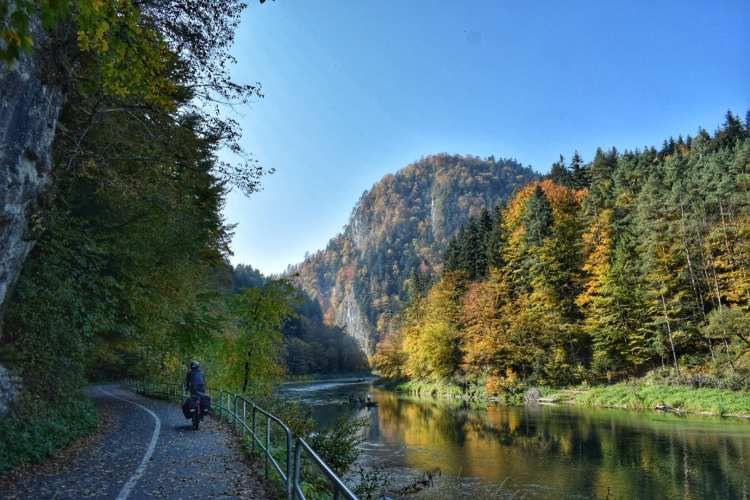 cycling in slovakia