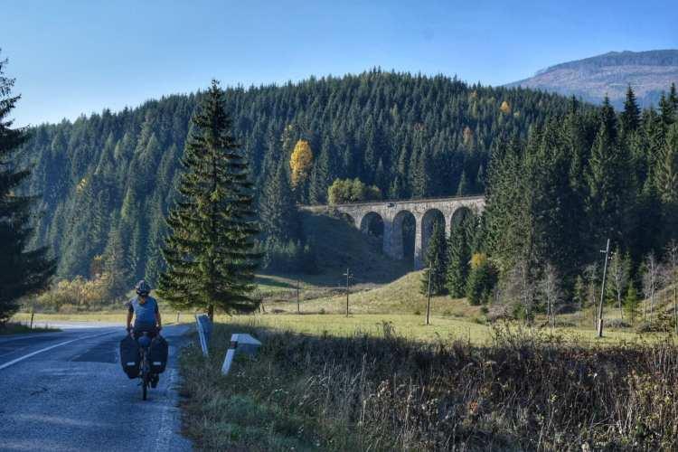 cicloturismo Slovacchia