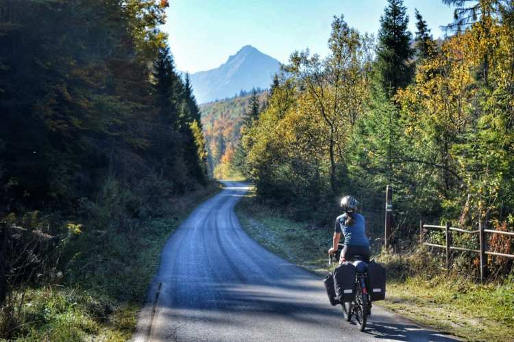 viaggio in bici Slovacchia