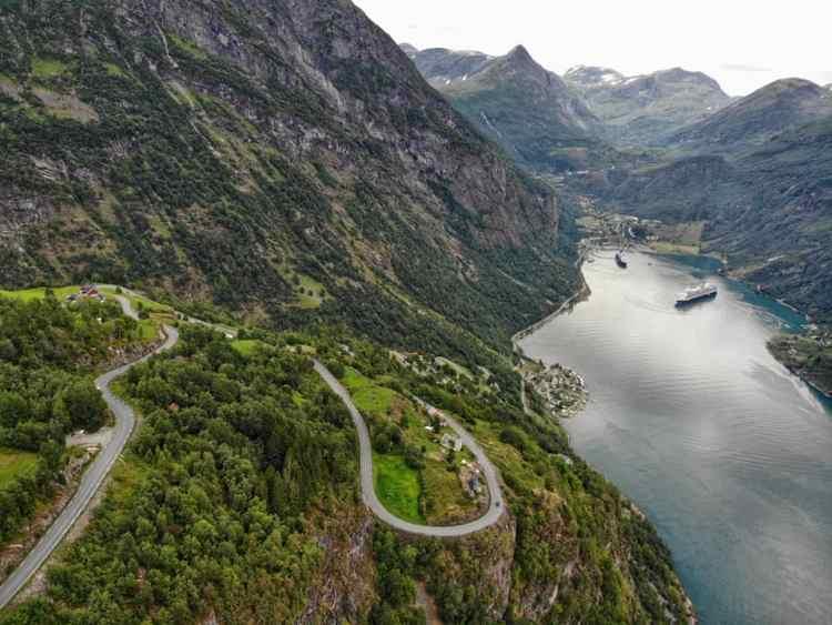 Eagle Road Norvegia