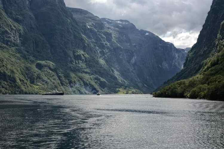 crociera fiordi Norvegia