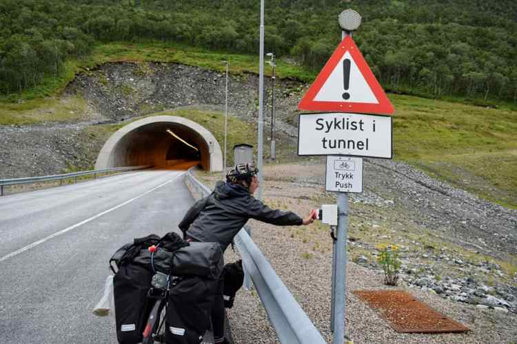 tunnel Norvegia sicurezza