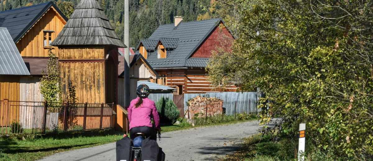 Osturna, Slovakia: history, architecture, what to see, where
