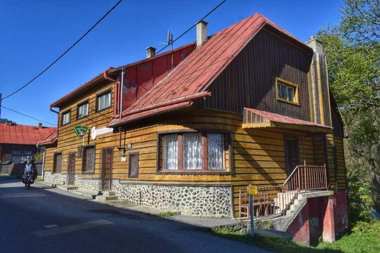 Osturna tatranska Pub