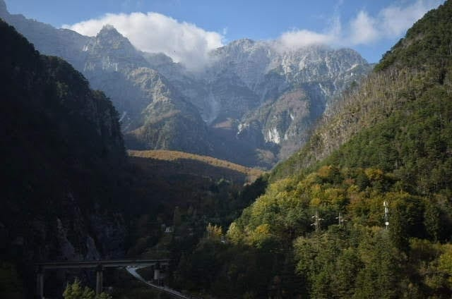 ciclovia alpe adria percorso