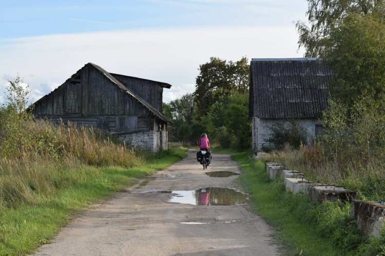 estonia cycling routes
