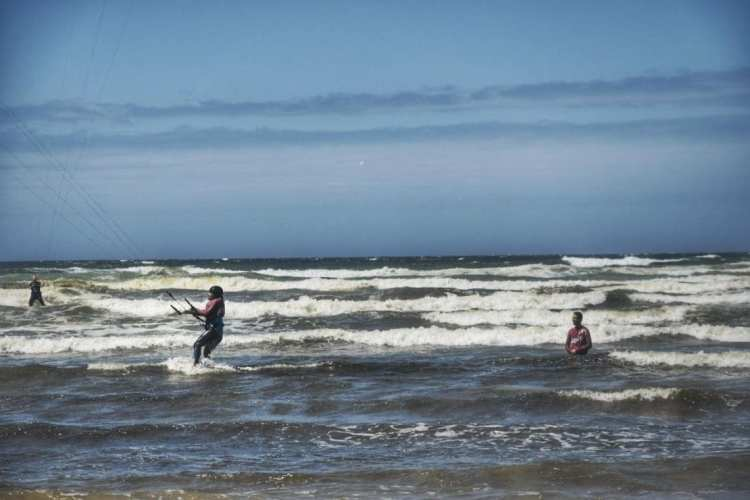 kitesurfing lesson cape town