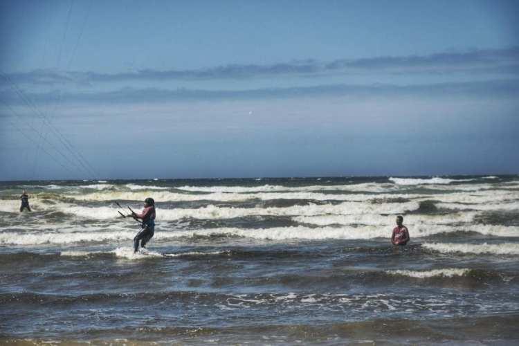 lezioni kitesurfing cape town