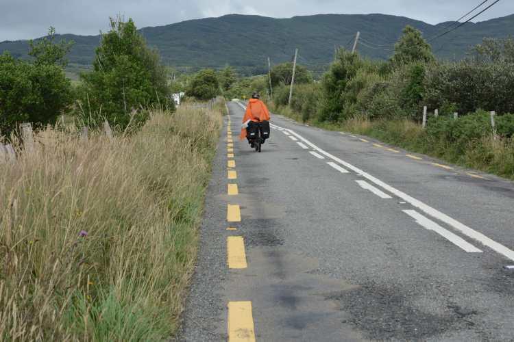 La strada R568