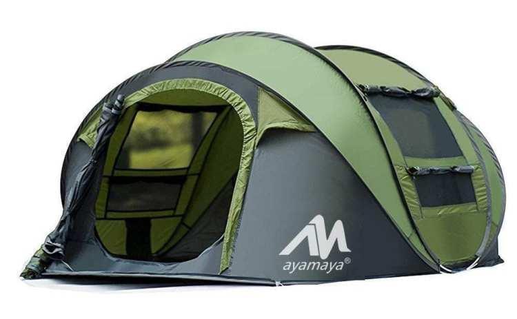 best pop up instant tent