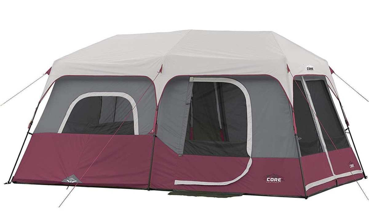 instant tent for family