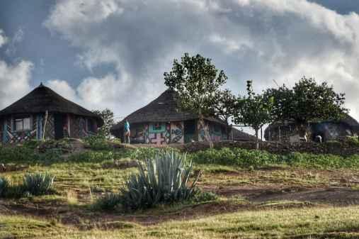 Lesotho houses