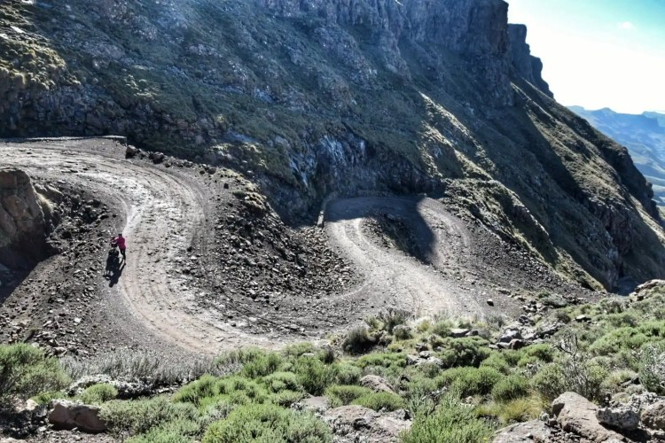 Sani Pass Sud Africa