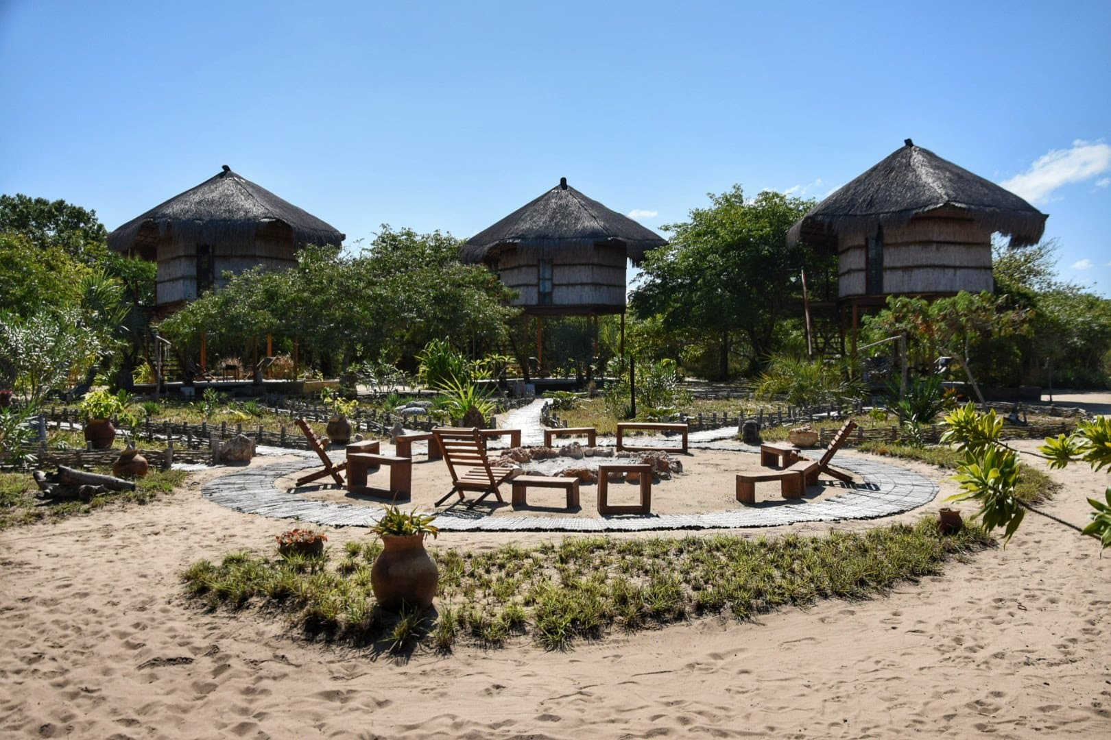 Marimba Secret Gardens, il resort più bello di Vilanculos 9