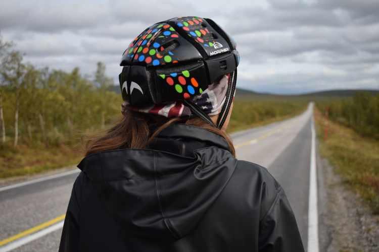 I migliori caschi per bici da corsa, ciclismo urbano, MTB e cicloturismo. 81