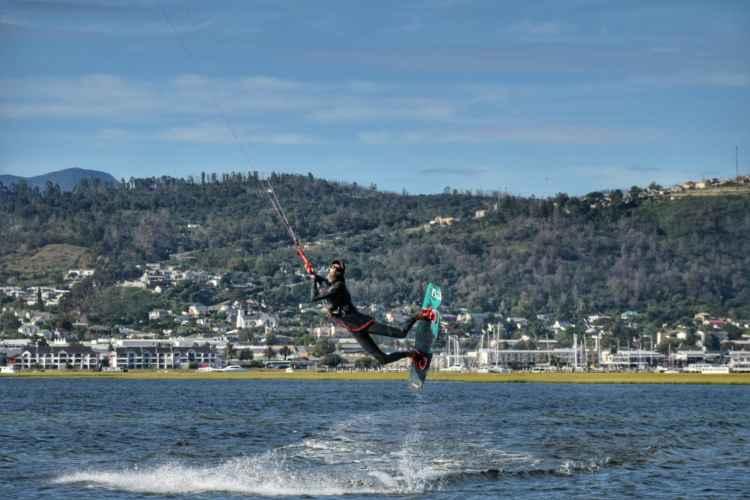 kitesurfing lessons knysna