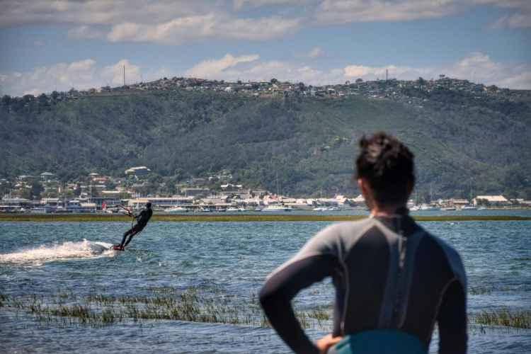 kitesurfing garden route