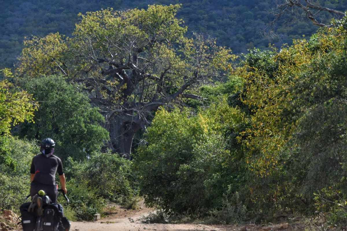 bicycle touring zimbabwe