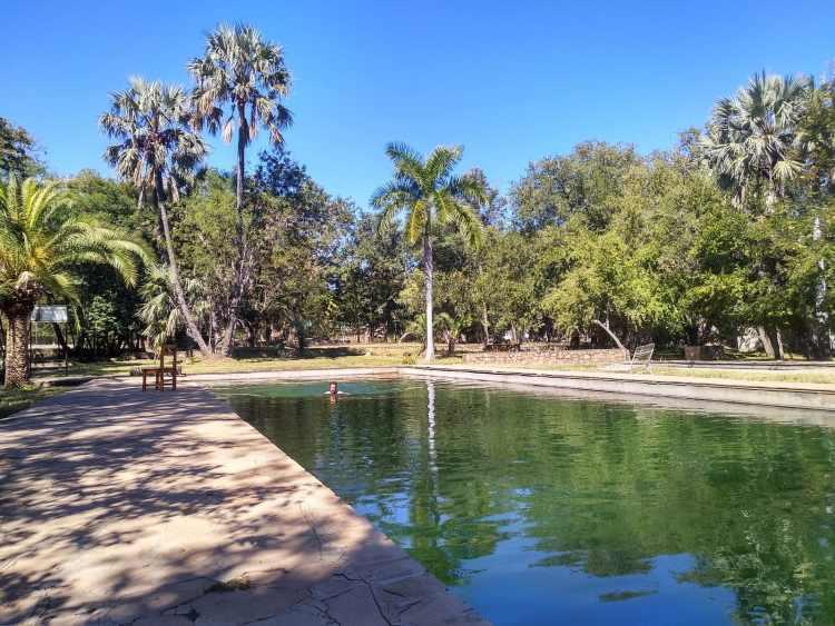 Hot Springs, Manicaland, Zimbabwe