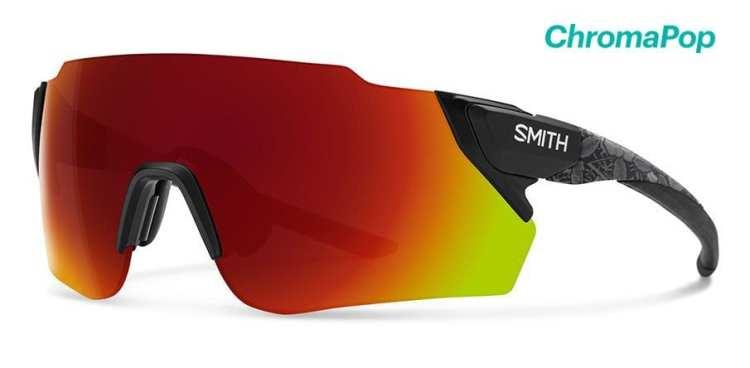 cycling sunglasses Smith Optics Attack Max ChromaPop