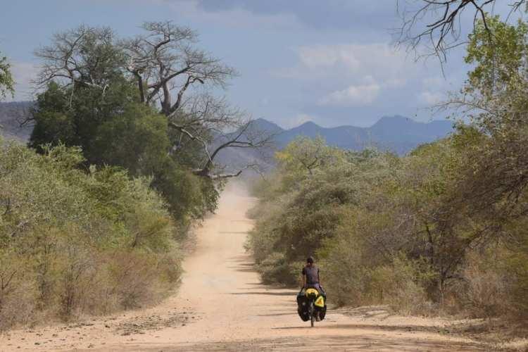 bike tour zimbabwe