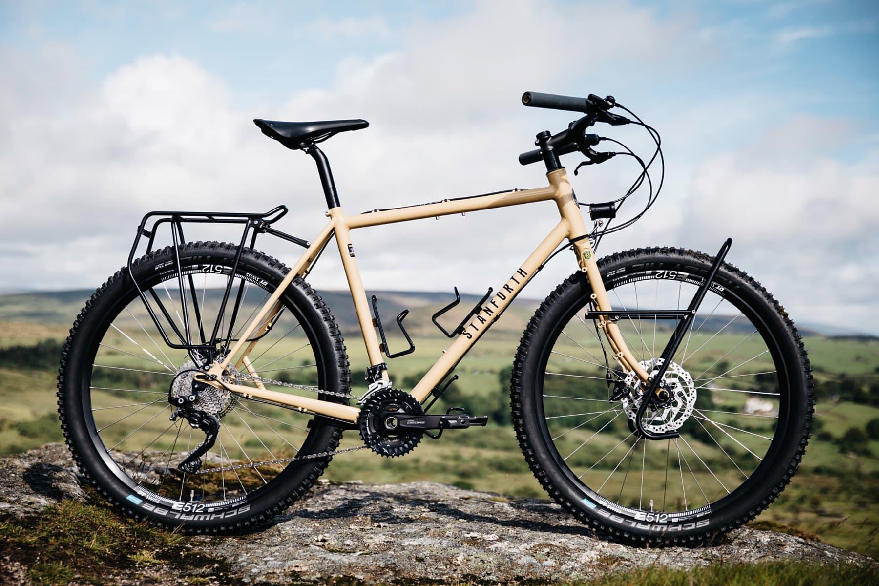 Introducing The New Stanforth Pamira – Custom Extreme Adventure Bike