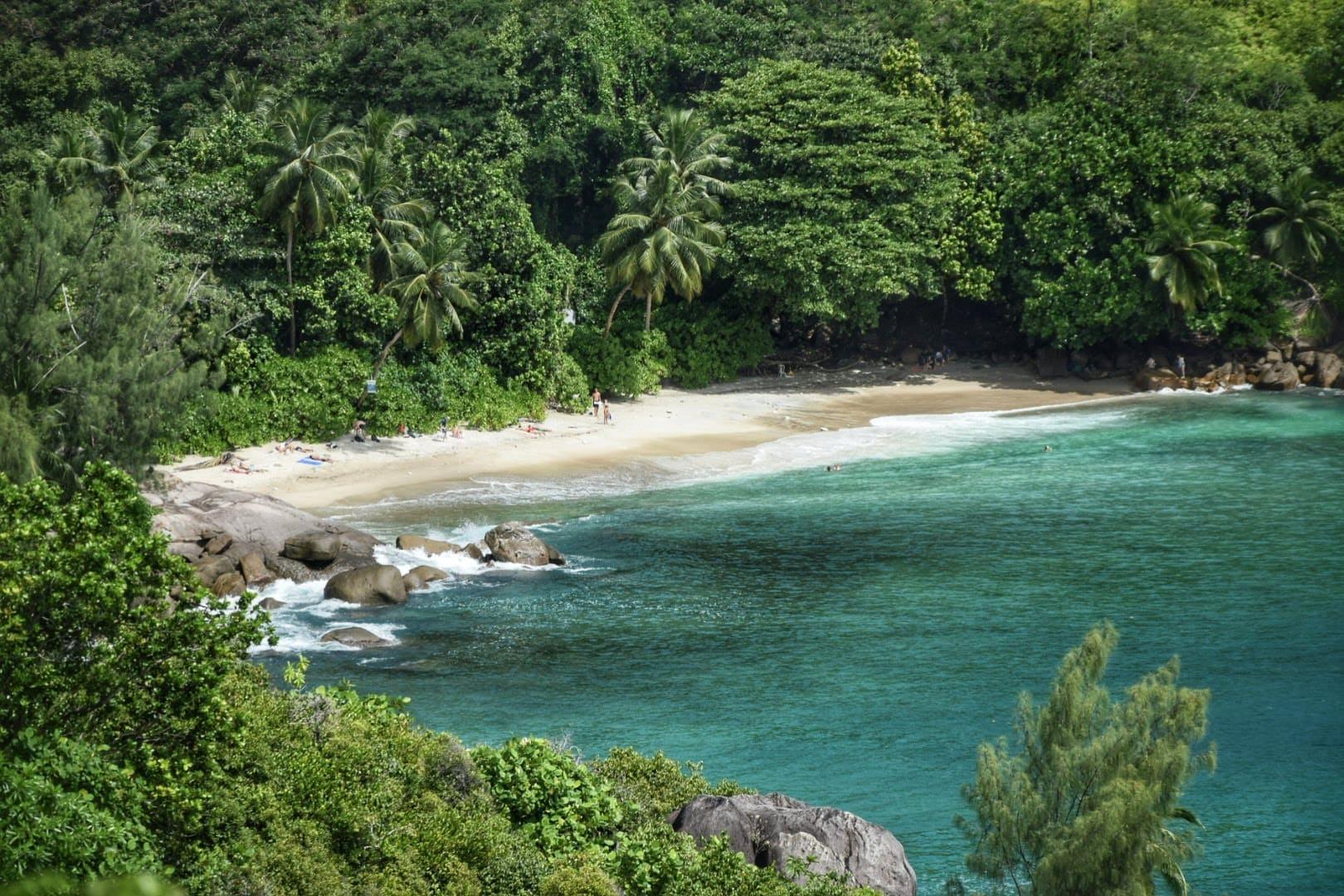 Anse Major Beach