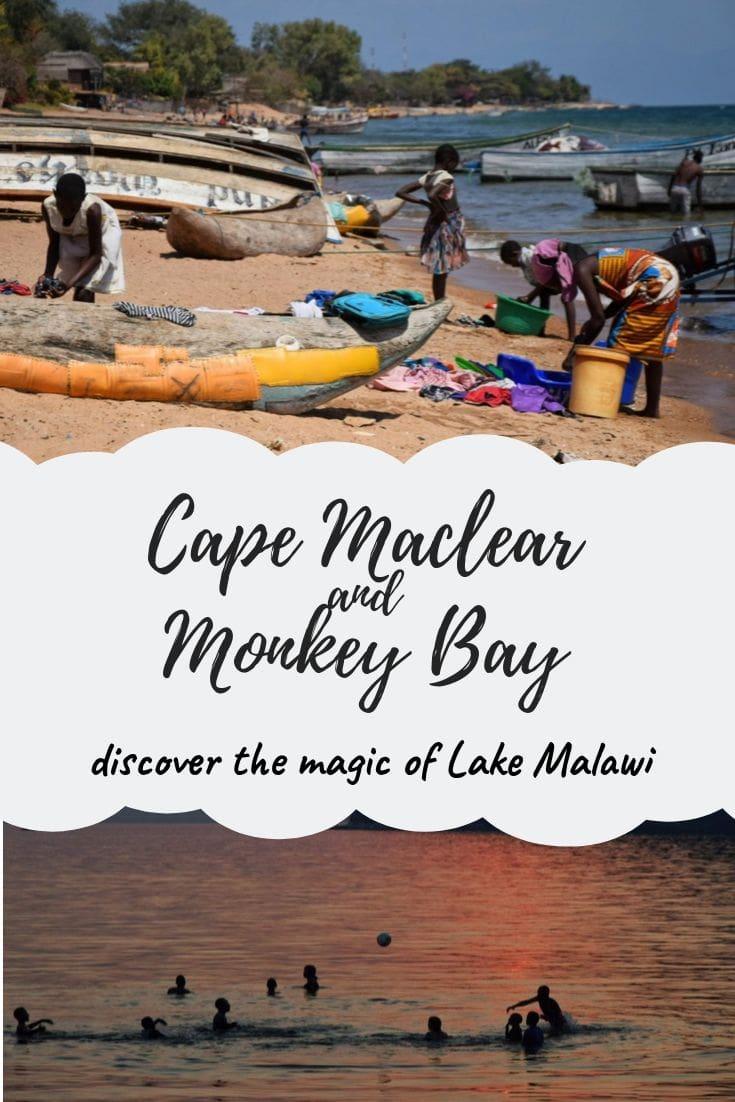Cape Maclear Monkey Bay