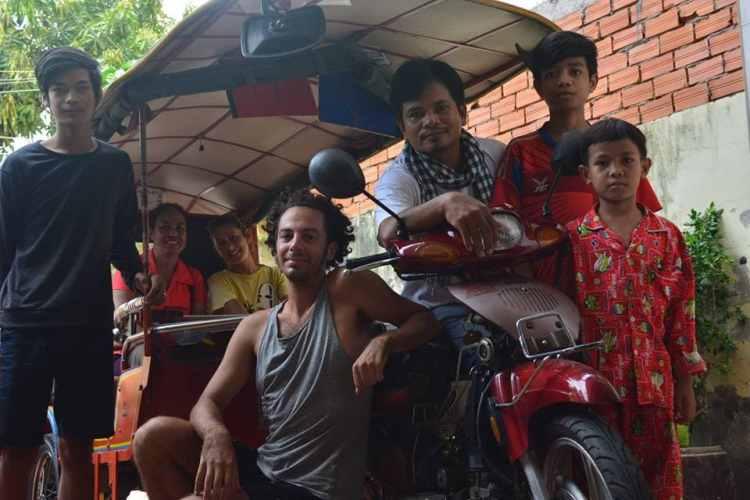 Cambodia itinerary phnom penh