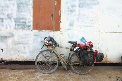 Italian touring Bike