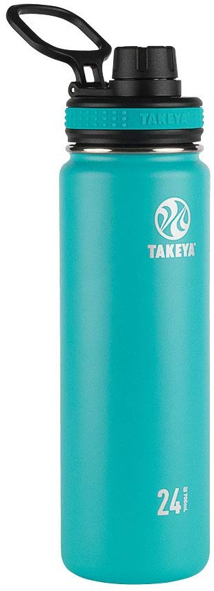 best bike insulated water bottle takeya