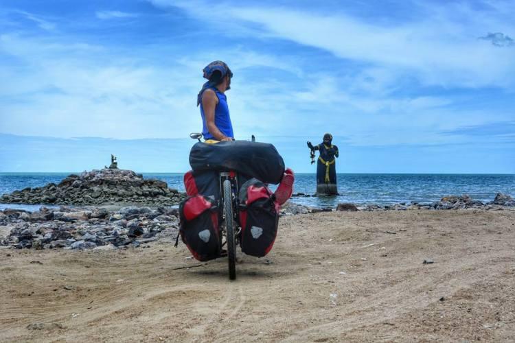 tailandia in bici
