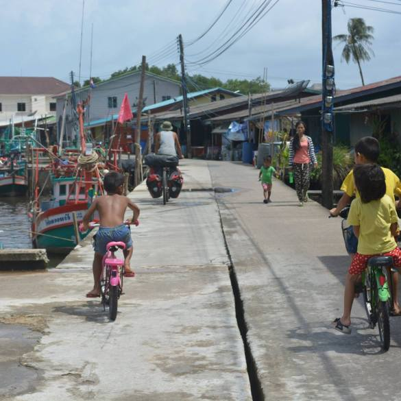 cycling thailand