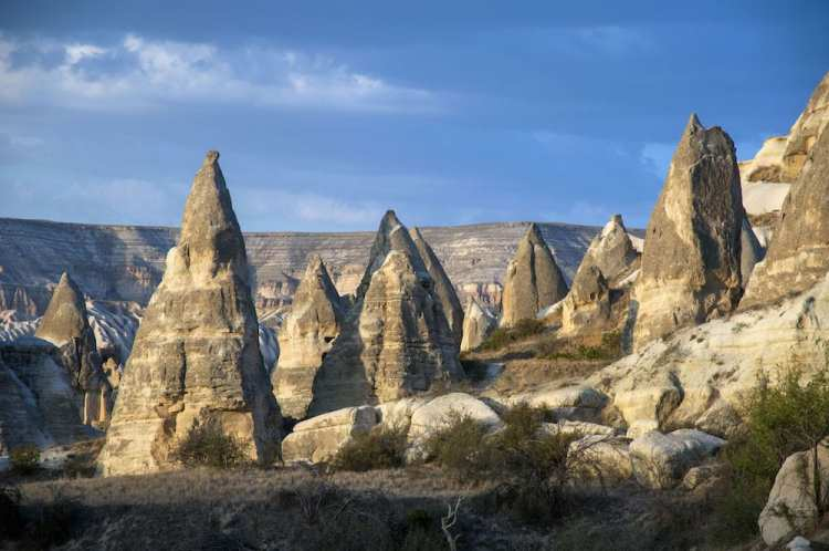 cycling in cappadocia turkey