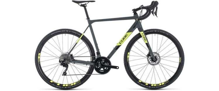 Cube Cross Race Pro CX Bike (2020)