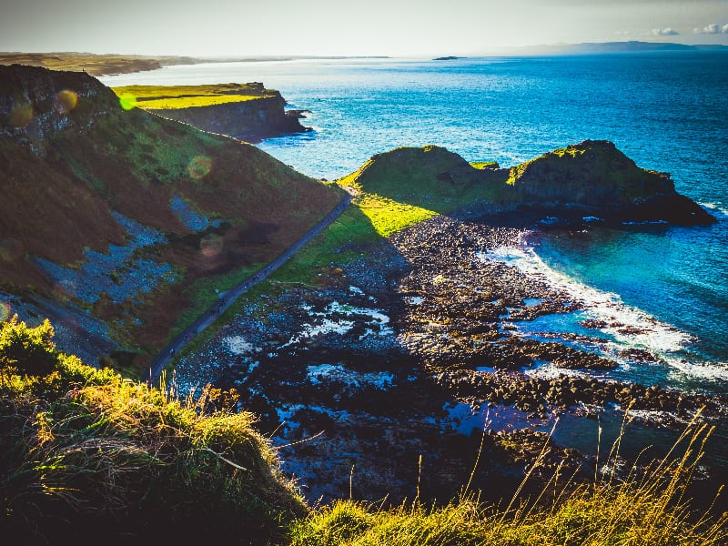 cycling holidays giant causeway