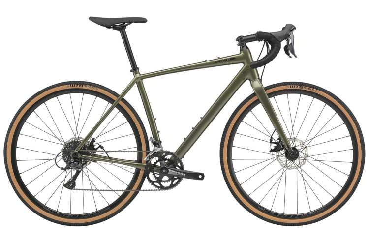 Review: Cannondale Topstone Sora 2021 - Queen of Gravel 12