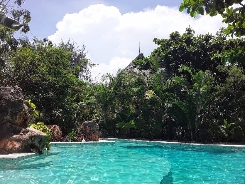 where to stay in Zanzibar diving
